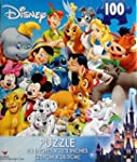 Disney Characters ~ 100 Piece Jigsaw...