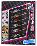 MONSTER HIGH! I LOVE IT WHEN YOU BAT YOUR EYES! LIP & EYE CRAYON SET! LITTLE GIRL MAKEUP XMAS GIFT!