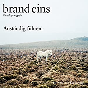 brand eins audio: Leadership Audiomagazin
