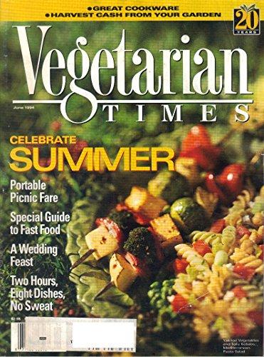 Vegetarian Times Magazine, Issue 202 (June, 1994) PDF