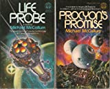 img - for McCollum 2 Pack (Life Probe, Procyon's Promise) book / textbook / text book