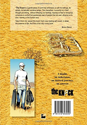 The Knack (graphic novel): A journey in search of answers that changes everything