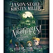 Nightmares! The Sleepwalker Tonic | Jason Segel, Kirsten Miller