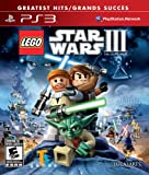 61SfSjsurNL. SL160  LEGO Star Wars III The Clone Wars