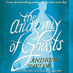 The Anatomy of Ghosts Hörbuch