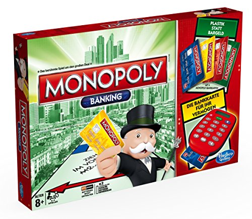 Hasbro A7444100 Monopoly Banking – Edition 2014
