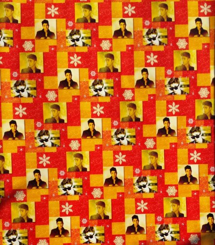 justin bieber wrapping paper Christmas love [justin bieber] -done-chapter four eleиα мαrιe  the gifts that remained under the tree would be ripped open, the colorful wrapping paper scattered all around the floor after doing so, my dad and i would go.