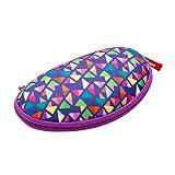 ZIPIT Colorz Glasses Case/Storage Box, Purple (Color: Purple)