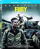 Fury (Bilingual) [Blu-ray + UltraViolet]
