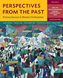 img - for Perspectives from the Past: Primary Sources in Western Civilizations (Sixth Edition) (Vol. 2) book / textbook / text book
