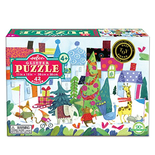 Christmas Parade 42 Piece Puzzle