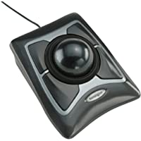 Kensington Expert Optical Trackball Gaming Mouse (Black)