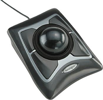 Kensington Expert USB Optical Trackball Gaming Mouse
