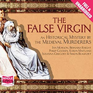The False Virgin Audiobook