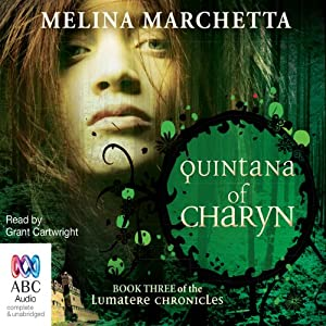 Quintana of Charyn Audiobook