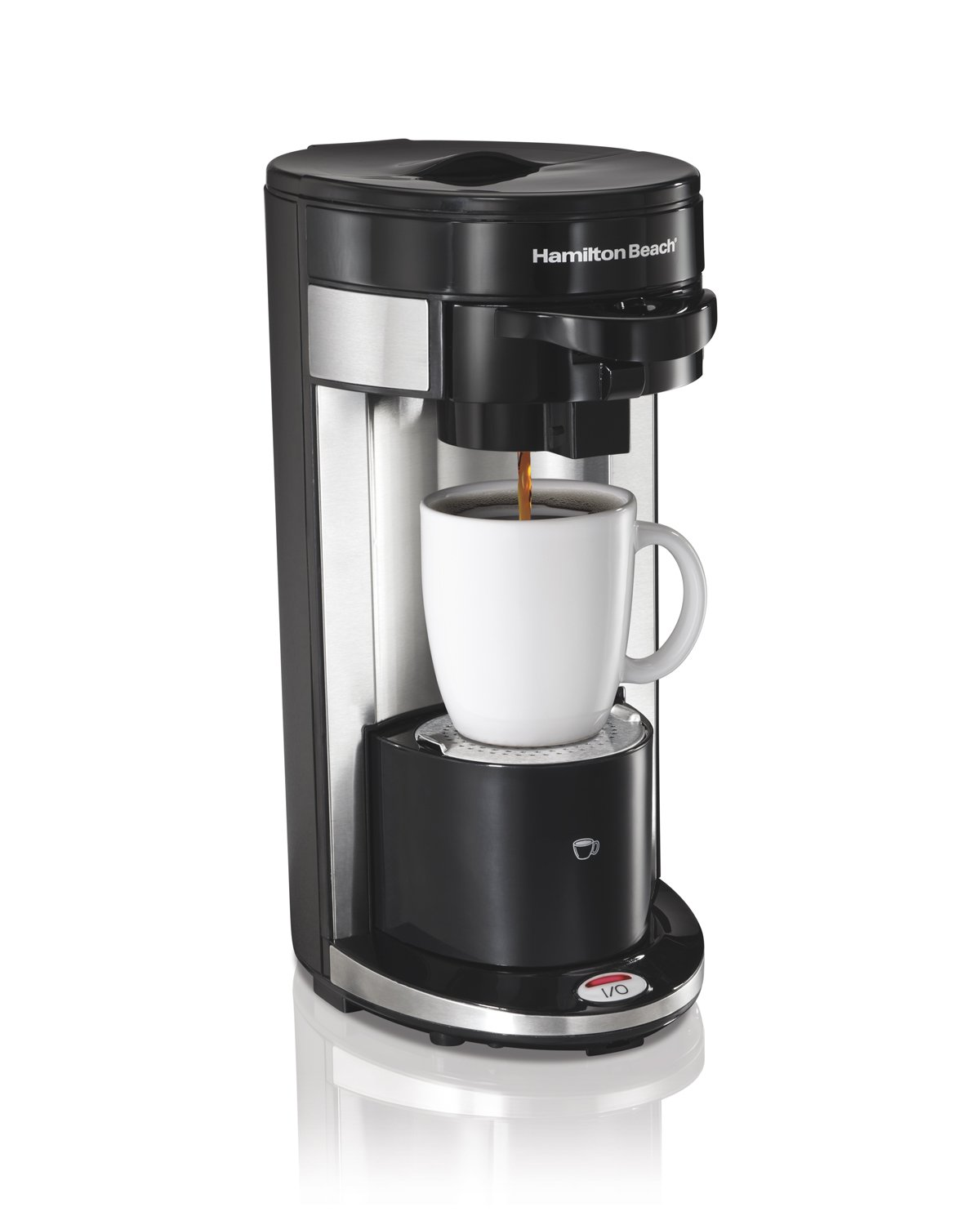 Hamilton Beach Coffee Maker 49999A: Single Serving of the Best Coffee