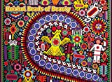 Pomegranate Huichol Beads of Beauty Standard Boxed Note Cards (Pack of 2)