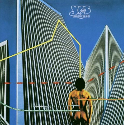 Original album cover of Going for the One by Yes