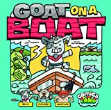img - for Goat on a Boat (Comics Land) book / textbook / text book