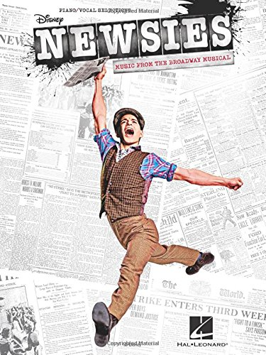 Newsies - Music from the Broadway Musical (Sheet Music Broadway compare prices)
