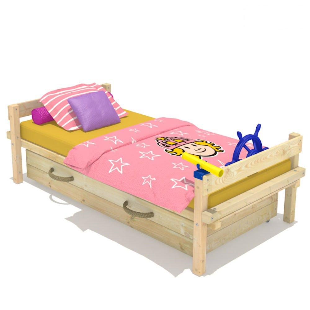 Wickeydream Kinderbett Abenteuerbett Spielbett Ruggey 90x200cm online kaufen
