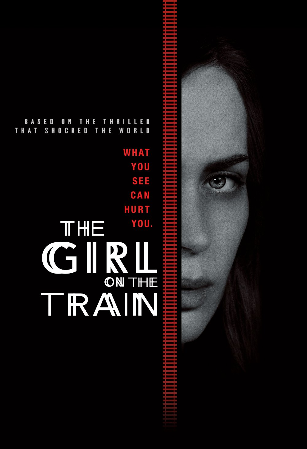 Buy The Girl On The Train Now!