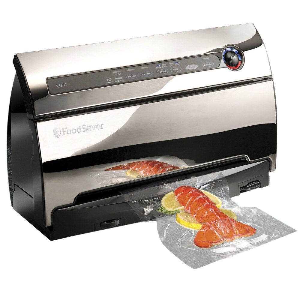 FoodSaver V3860 2-Speed Vacuum Sealer Review