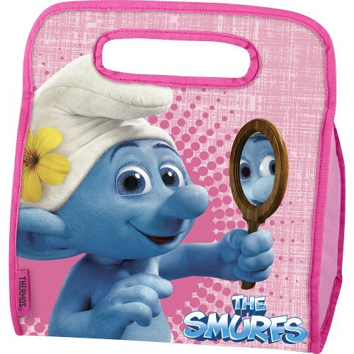 Thermos Smurfs Lunch Sack - 1