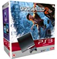 Sony PlayStation 3 Slim Console (250GB Model) with Uncharted 2: Among Thieves (PS3)