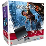 Sony PlayStation 3 Slim Console (250GB Model) with Uncharted 2: Among Thieves (PS3)by Sony
