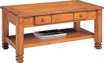 Altra 3505096 Rustic Shaker Coffee Table, Oak