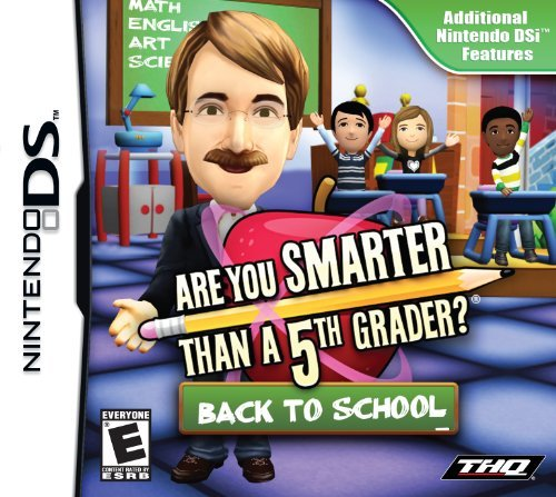 Are You Smarter Than a 5th Grader: Back to School - Nintendo DS - 1