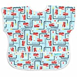 Bumkins Waterproof Junior Bib, FireEngine