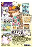ScrapSMART - Easter Vintage Collection: Cards, Envelopes, Tags, Seals, & More [Download]