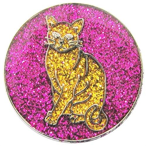 hello-kitty-de-golf-chapeau-clip-brillant-marqueur-de-balle