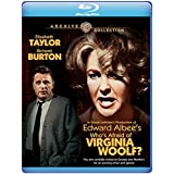 Who's Afraid of Virginia Woolf? [Blu-ray]
