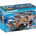 Playmobil - 5286 - Jeu de Construction - Camion des Agents Secrets