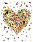 Heart Design: Blankbook (Blankbook (R...