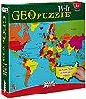 Amigo 00381 - GeoPuzzle - Welt