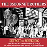 Detroit To Wheeling
