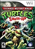 echange, troc WII TEENAGE MUTANT NINJA TURTLES SMASH UP [Import américain]