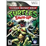 Teenage Mutant Ninja Turtles: Smash-Up - Wii Standard Editionby Ubisoft