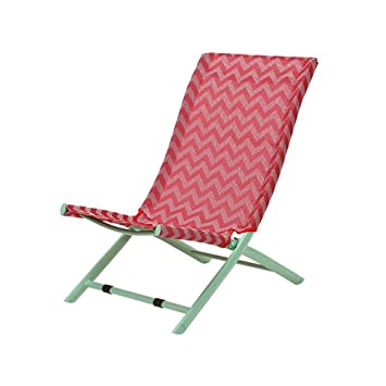 JJZDYZ Stuhl Moderner minimalistischer Balkon Lässiger Schaukelstuhl Liegender Erwachsener Mittlerer Rest Schaukelstuhl (85 * 84 * 55cm) Klappstuhl ( Farbe : 3* )