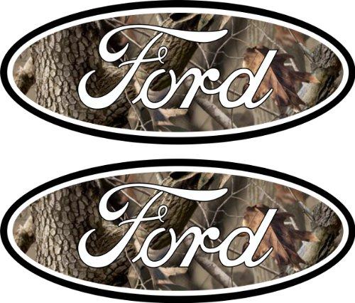 Camo Ford Emblems Autos Post
