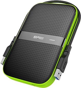 Silicon Power 1TB Military Grade Portable HDD