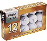 Titleist Pro V1x Mint Refinished Official Golf Balls,12-Pack