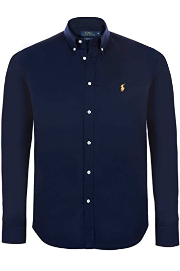 Camicie Polo Ralph Lauren Custom Fit