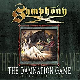 Cover image of song The edge of forever by Symphony X