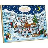"""Lindt & Spr�ngli Adventskalender f�r Kinder, 1er Pack (1 x 280 g)von """"Chocoladefabriken..."""""""