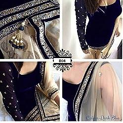 khodiyar Fashion Black Color Salwar suit